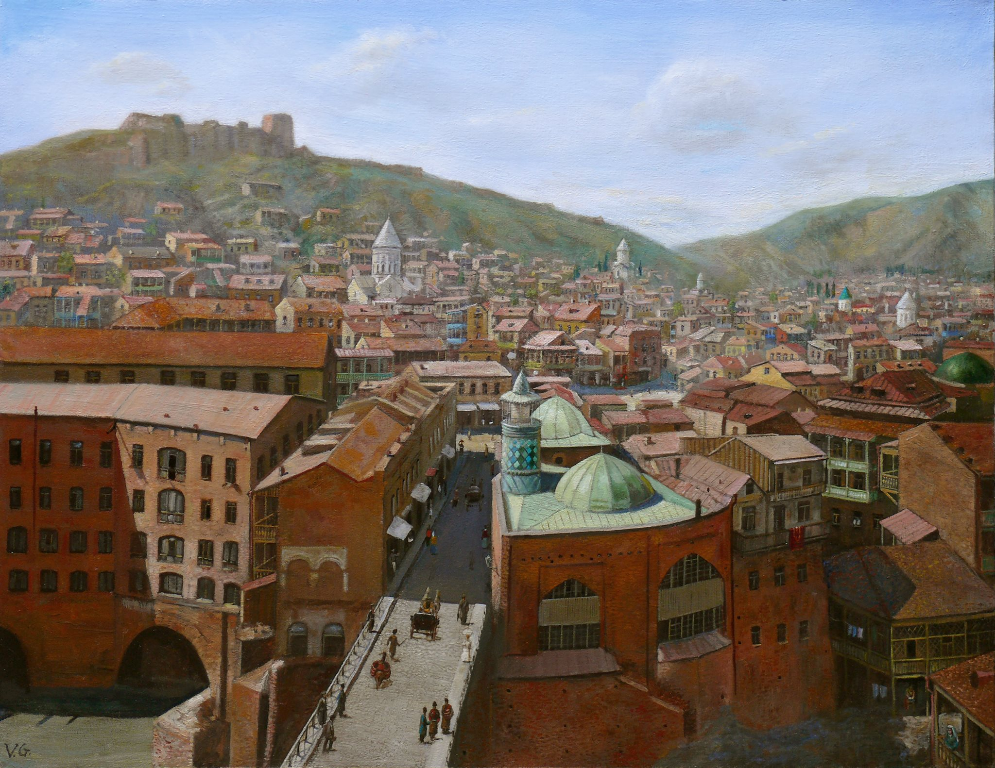 "Exhibition ""Our Tbilisi and Georgia"""