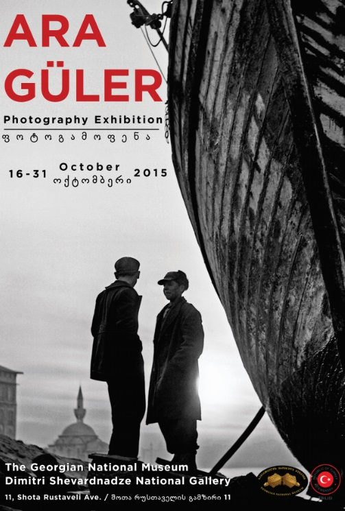 Photo exhibition by ARA Güler