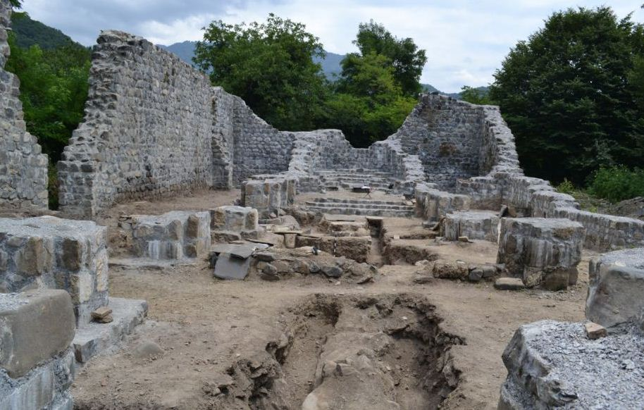 Archaeological Research on Great Basilica of Nekresi