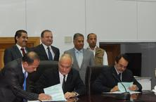 Georgian National Museum expands circle of partners - Memorandum of cooperation was signed with the Egypt's National Museums