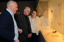 The President of the Bundestag of Germany Visits Georgian National Museum