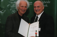 Prof. Dr. David Lordkipanidze was awarded the Humboldt Prize by Alexander von Humboldt Foundation On 28th of March.