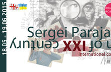 "18th of May – International Museum Day – Exhibition                                                "" Sergo Parajanov – 21st century Dream"""