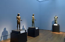 """Power and Pathos: Bronze Sculpture of the Hellenistic World"" at the Los Angeles Getty Museum"