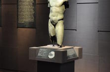 "Exhibition ""Power and Pathos – Bronze Sculpture of the Hellenistic World"""