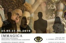 IMMAGICA. A journey into beauty