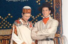 Latvian National Costumes Exhibition